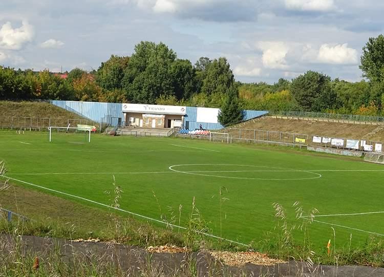 boisko piłkarskie Granat Skarżysko Kamienna atrakcje sport