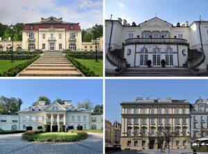 pałace Małopolska pałac na wesele event