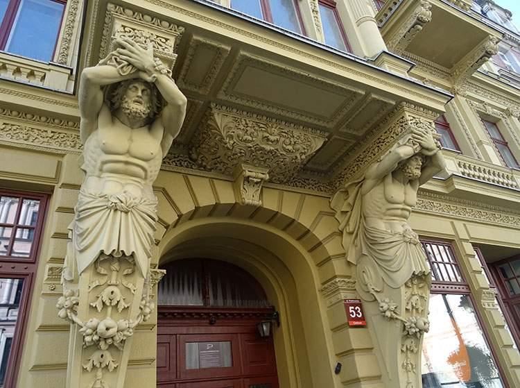 Kamienica Hermana Konstadta 1885 ulica Piotrkowska 53