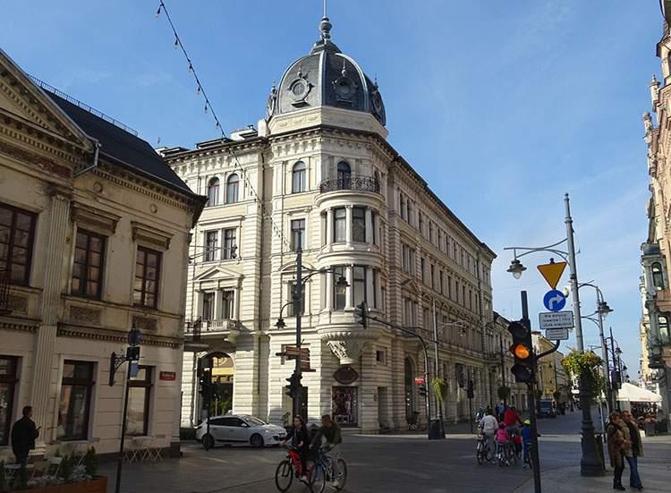 Scheiblerów kamienica ulica Piotrkowska ciekawostki