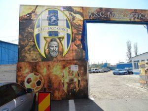 Daco-Getica Bucuresti stadiony Bukareszt Juventus