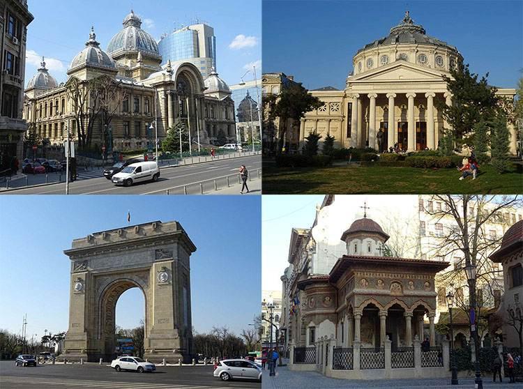 Bukareszt Rumunia atrakcje ciekawe miejsca zabytki co warto zobaczyć