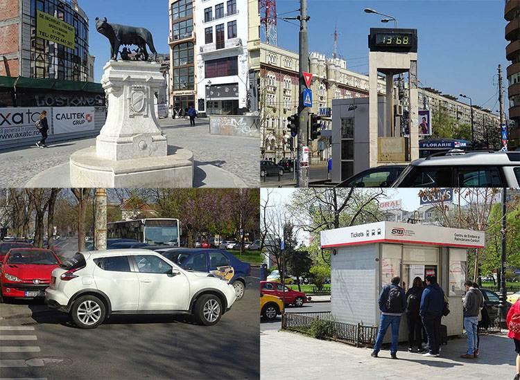 Bukareszt ciekawostki o Bukareszcie