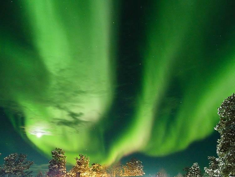 Finlandia zorza polarna ciekawostki o zorzy polarnej