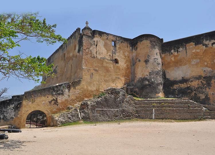 Fort Jesus Mombasa ciekawostki atrakcje zabytki Kenia