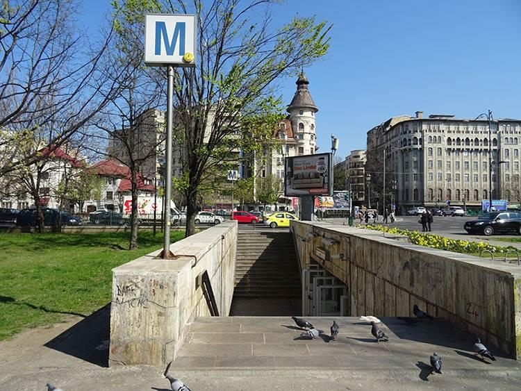 metro Bukareszt ciekawostki Rumunia