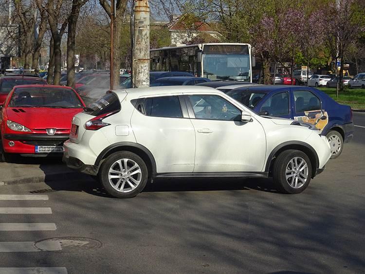parkowanie Bukareszt ciekawostki Rumunia