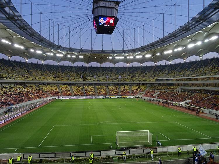 Stadion Narodowy Stadionul National stadiony Bukareszt