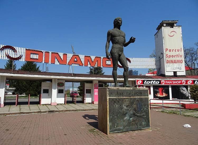 stadionul Dinamo Dynamo stadion stadiony Bukareszt