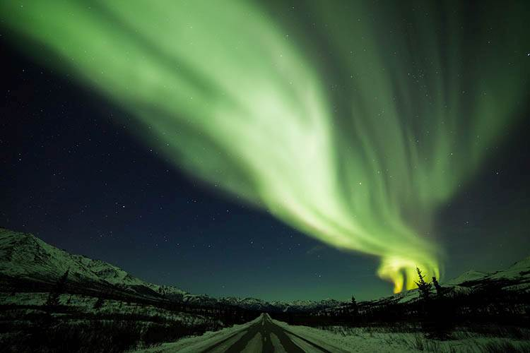 Aurora zorza polarna ciekawostki o zorzy polarnej