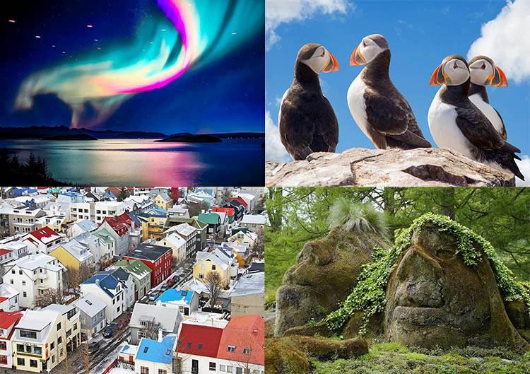 ciekawostki o Islandii Islandia