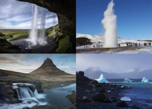 Islandia atrakcje ciekawostki gejzery wodospady lodowce