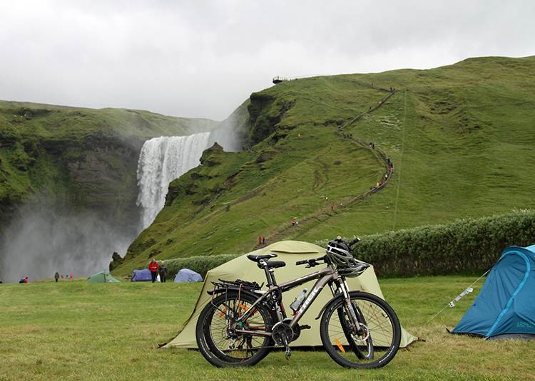 Islandia ciekawostki wodospad