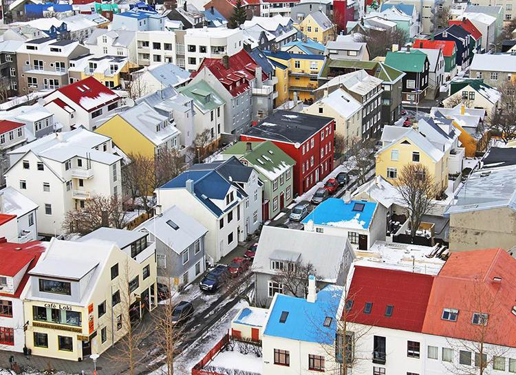 Islandia ciekawostki o Islandii