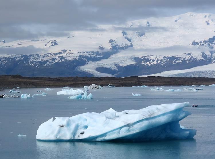 lodowiec Islandia ciekawoski o Islandii