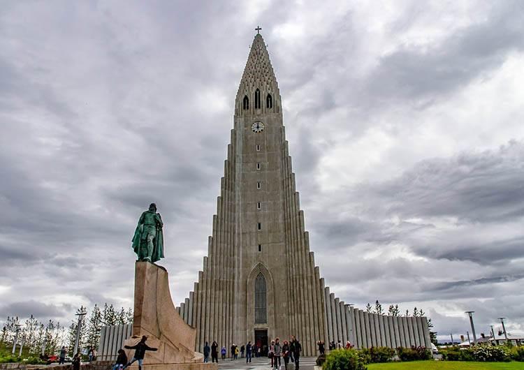 Reykjavik ciekawostki o Reykjaviku Islandia stolica