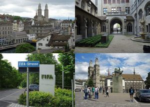 Zurych ciekawostki atrakcje Szwajcaria
