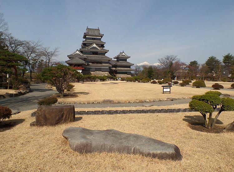 zamek Matsumoto Japonia ciekawostki