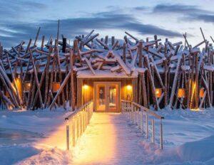 hotel Arctic Barth Szwecja