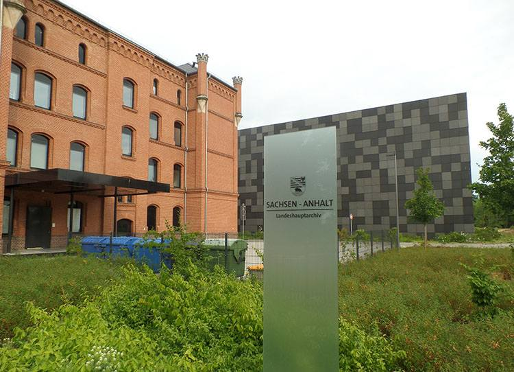 archiwum Saksonia Magdeburg ciekawostki atrakcje zabytki Niemcy