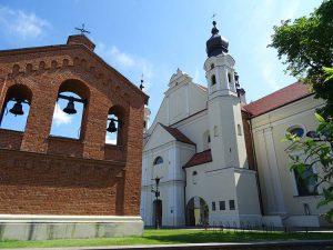 kościół Łask ciekawostki atrakcje zabytki