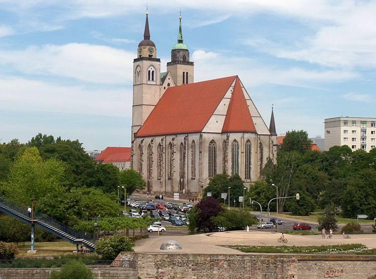 kościół Magdeburg ciekawostki atrakcje zabytki Niemcy