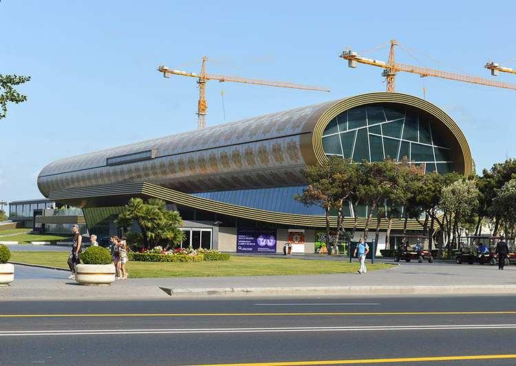 Azerskie Muzeum Dywanów Baku atrakcje ciekawostki muzea