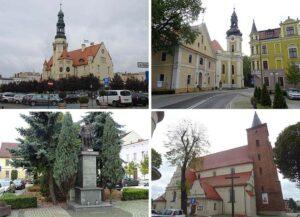 Krotoszyn ciekawostki zabytki atrakcje kościół rynek
