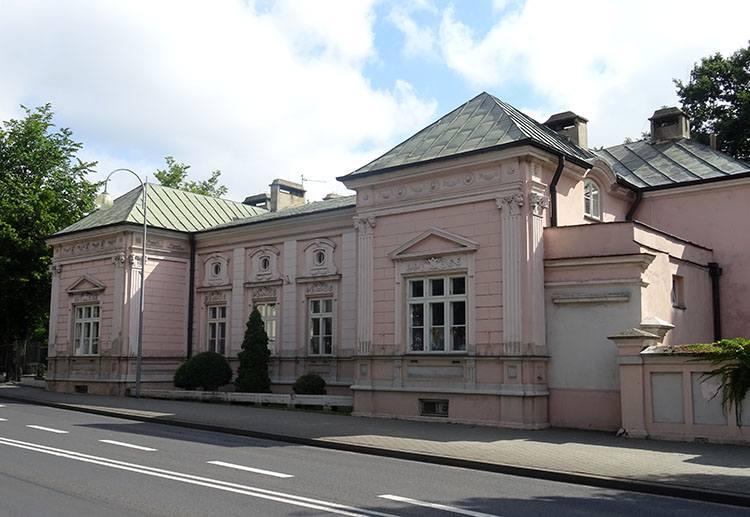 Miejska Biblioteka Publiczna Radomsko ciekawostki atrakcje zabytki