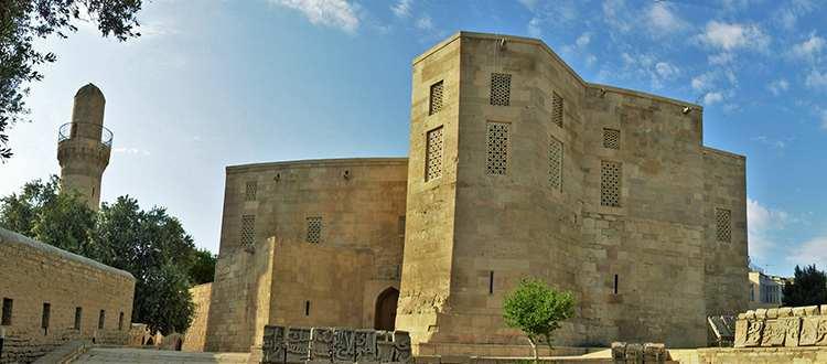 Pałac Szachów Szyrwanu Baku atrakcje ciekawostki