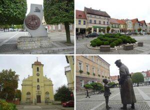 miasto Pleszew ciekawostki atrakcje zabytki rynek pomnik