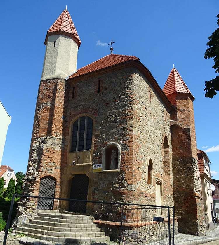 kaplica św. Antoniego Strzegom ciekawostki zabytki atrakcje