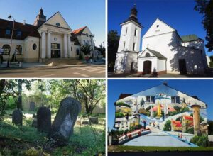 miasto Grodzisk Mazowiecki ciekawostki atrakcje zabytki