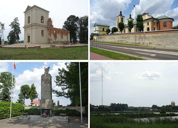 miasto Piaski województwo lubelskie atrakcje zabytki co zobaczyć