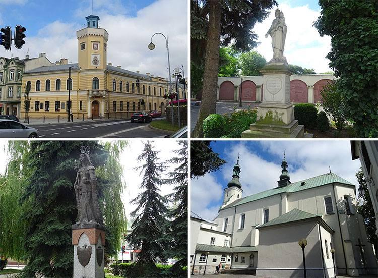 miasto Radomsko ciekawostki atrakcje zabytki