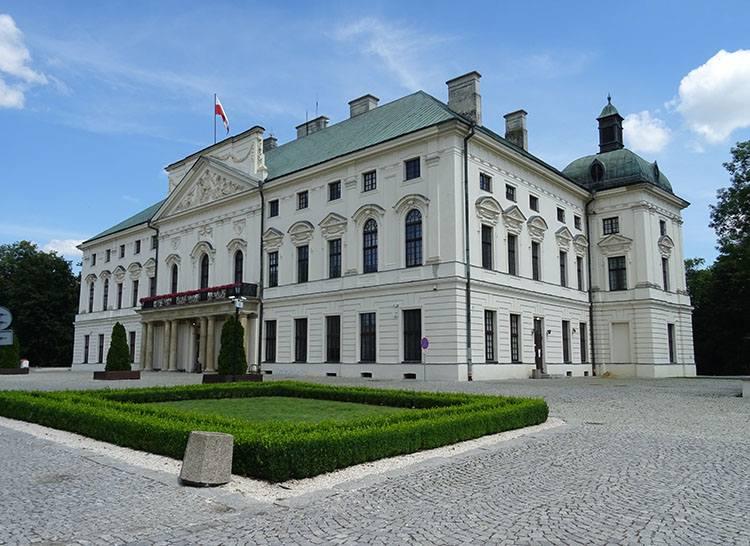 pałac Sanguszków Lubartów ciekawostki atrakcje zabytki