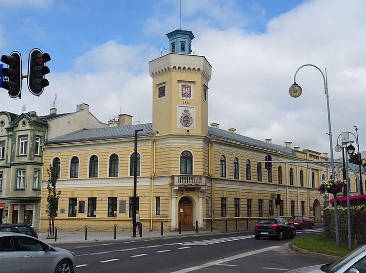 ratusz muzeum Radomsko ciekawostki atrakcje zabytki