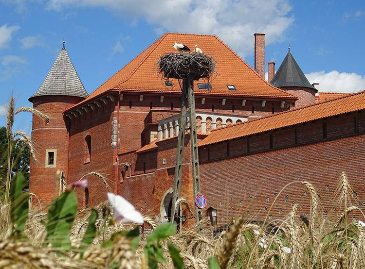 zamek Tykocin ciekawostki atrakcje zabytki