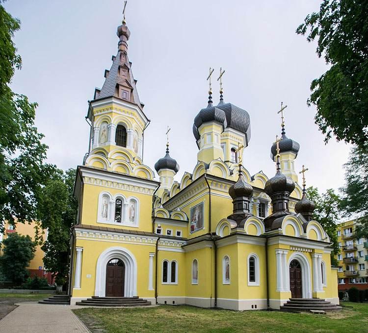 cerkiew prawosławna Hrubieszów ciekawostki zabytki