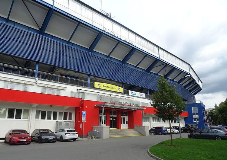 Doosan Arena stadion Pilzno Plzen Czechy ciekawostki atrakcje zabytki