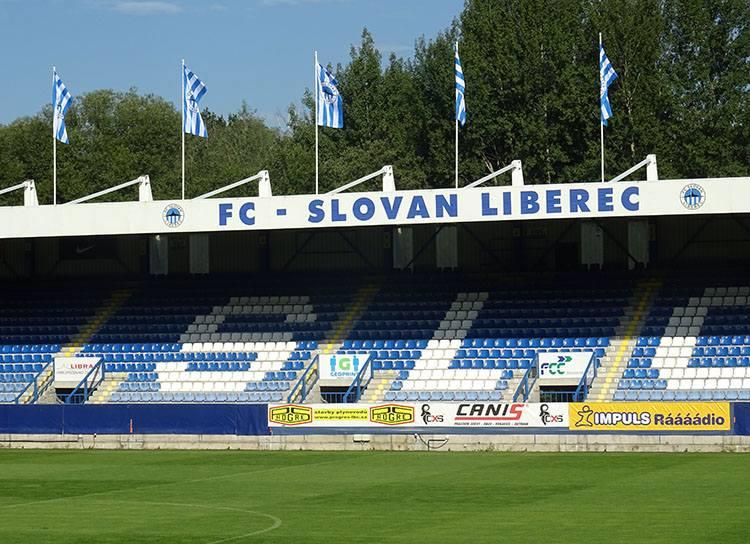 FC Slovan stadion Liberec Czechy ciekawostki atrakcje zabytki