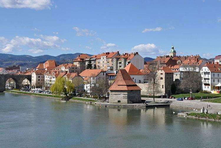 Maribor Słowenia ciekawostki atrakcje