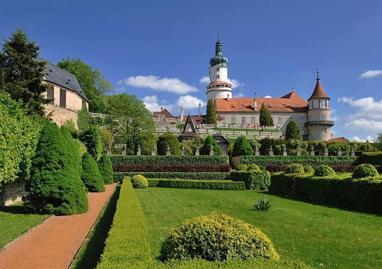 Novo Mesto zamek Słowenia ciekawostki atrakcje