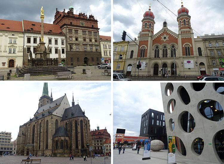Pilzno Plzen Czechy ciekawostki atrakcje zabytki