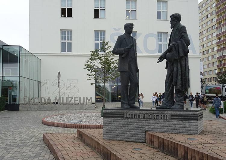 Skoda muzeum Mlada Boleslav Czechy ciekawostki atrakcje zabytki