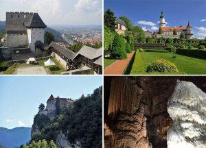 Słowenia ciekawostki atrakcje zabytki