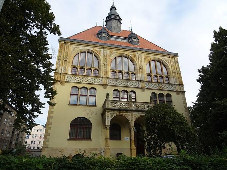 Żywnościowa Izba Handlowa Liberec Czechy ciekawostki atrakcje zabytki