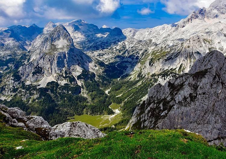 góry Słowenia ciekawostki atrakcje