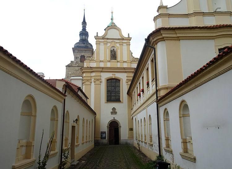 kościół Pilzno Plzen Czechy ciekawostki atrakcje zabytki