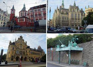 miasto Liberec Czechy ciekawostki atrakcje zabytki